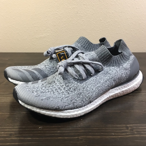 adidas Other - 🔥SOLD🔥adidas UltraBoost Uncaged Grey/White Shoes